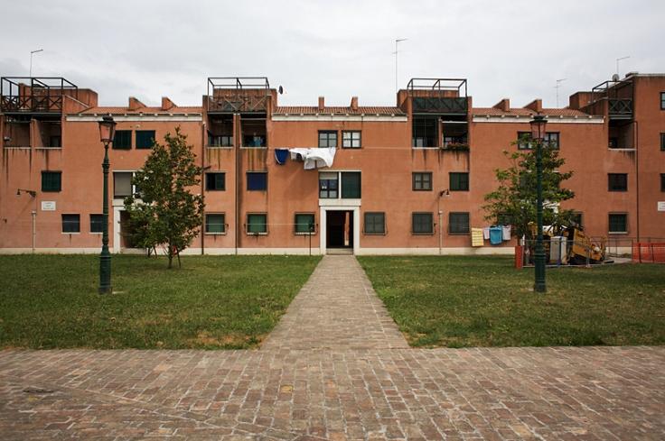 Ex-Saffa, Venezia, Vittorio Gregotti